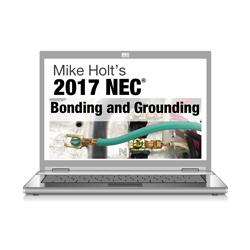 2017 Bonding and Grounding